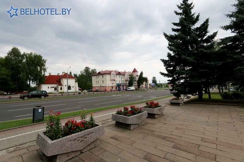 Гасцініцы Беларусі - гасцініца Беларусь - Навакольныя пейзажы
