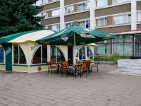 гостиница Беларусь - Летнее кафе