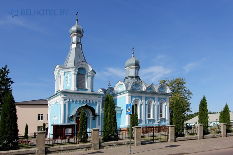 Гостиницы Белоруссии Беларуси - гостиница Павлинка - Окрестные пейзажи