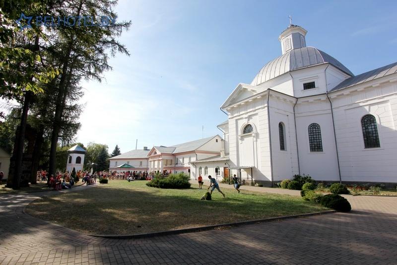 Hotels in Belarus - hotel Pavlinka - Scenery of the locality