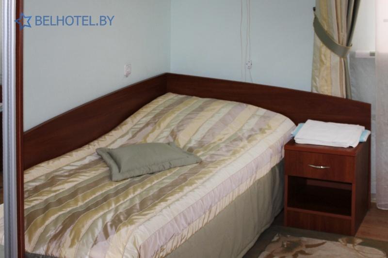 Hotels in Belarus - hotel Pavlinka - single 1-room