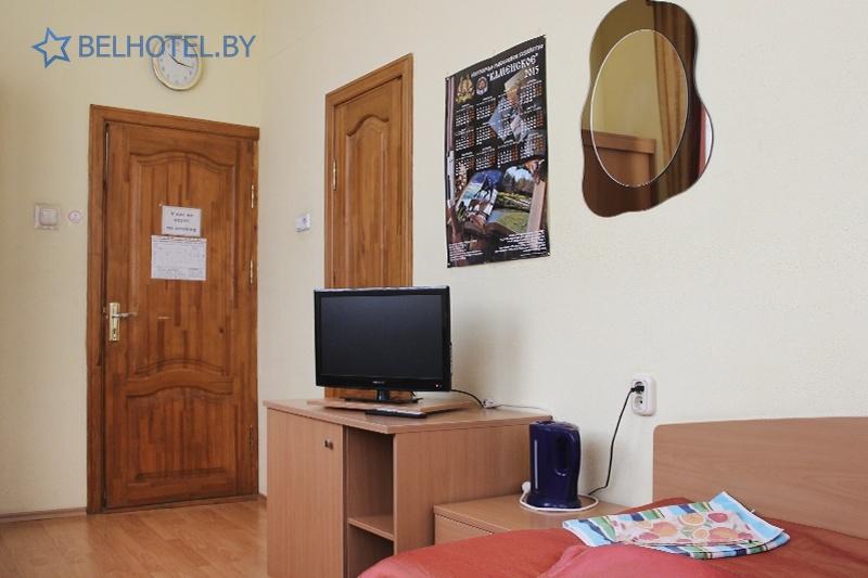 Гостиницы Белоруссии Беларуси - гостиница Павлинка - 2-местный 1-комнатный