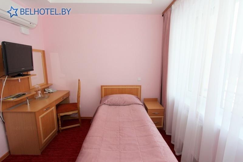 Гостиницы Белоруссии Беларуси - гостиница Нарочь - 1-местный 1-комнатный / Single 5 этаж