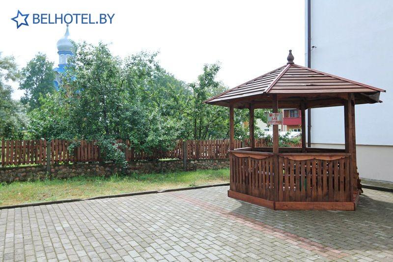 Hotels in Belarus - hotel complex Kamenyuki k2 - Scenery of the locality