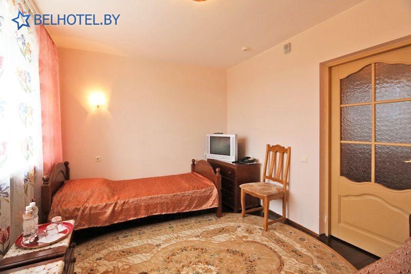 Hotels in Belarus - hotel complex Kamenyuki k2 - double 1-room / Twin (hotel №2)