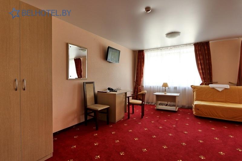 Hotels in Belarus - hotel Amaks Visit - double 1-room / Studio