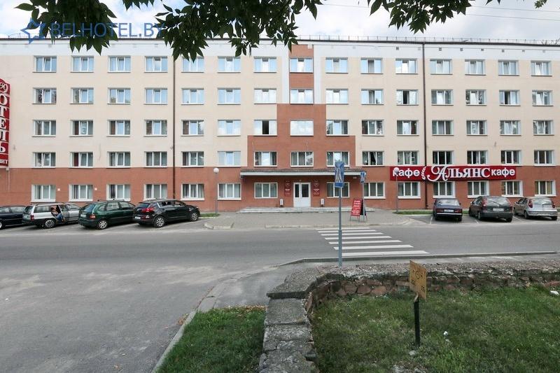 Гостиницы Белоруссии Беларуси - гостиница Амакс Визит - Внешний вид