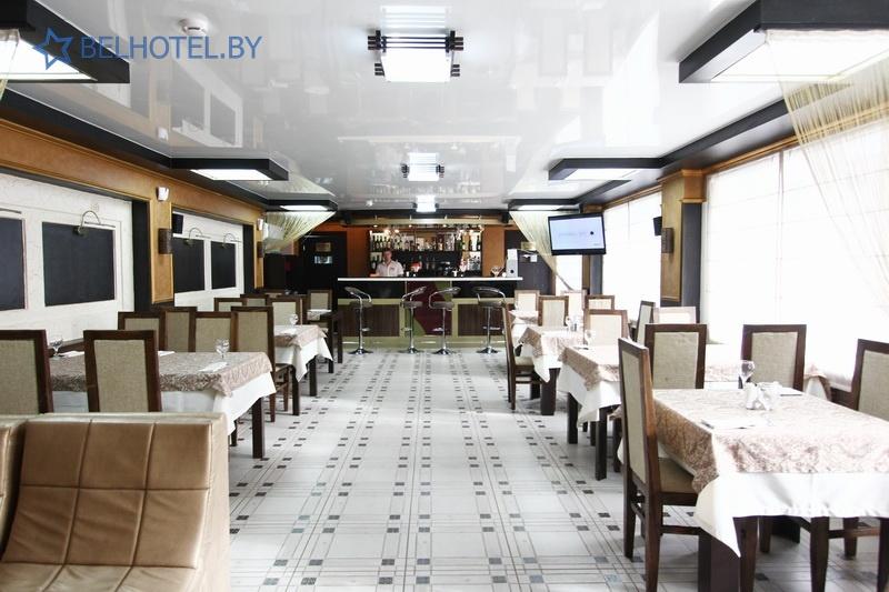 Гостиницы Белоруссии Беларуси - гостиница Амакс Визит - Кафе