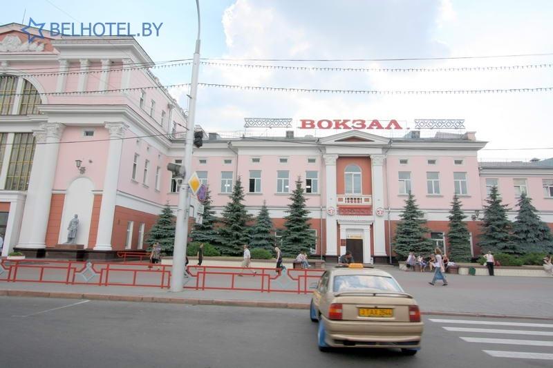 Гостиницы Белоруссии Беларуси - гостиница Амакс Визит - Окрестные пейзажи