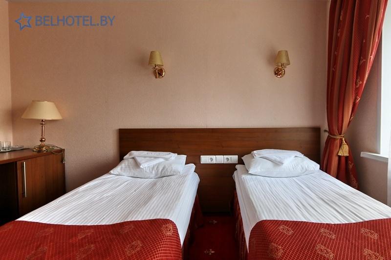 Hotels in Belarus - hotel Amaks Visit - 2-bed 1-room / Business / Twin
