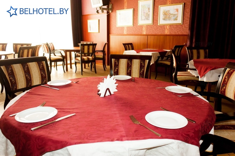 Hotels in Belarus - hotel Belarus Novopolotsk - Restaurant