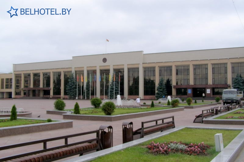 Hotels in Belarus - hotel Belarus Novopolotsk - Scenery of the locality