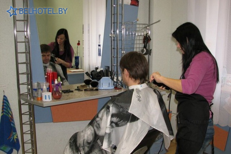 Hotels in Belarus - hotel Belarus Novopolotsk - Hairdressing salon