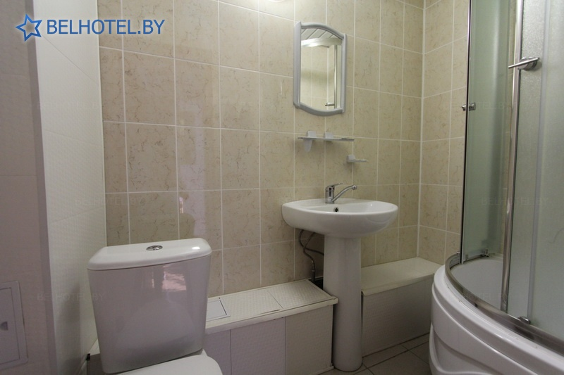 Hotels in Belarus - hotel Belarus Novopolotsk - double 1-room / Twin