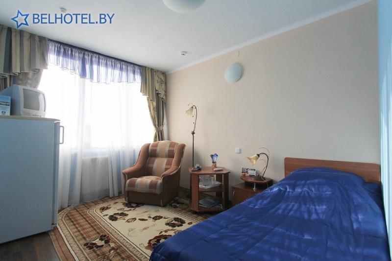 Hotels in Belarus - hotel Belarus Novopolotsk - single 1-room / King size