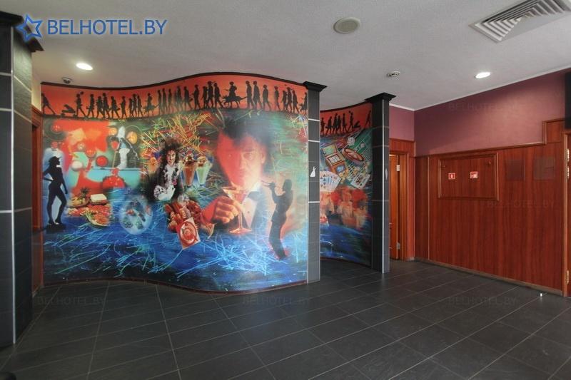 Hotels in Belarus - hotel Belarus Novopolotsk - Reception, hall