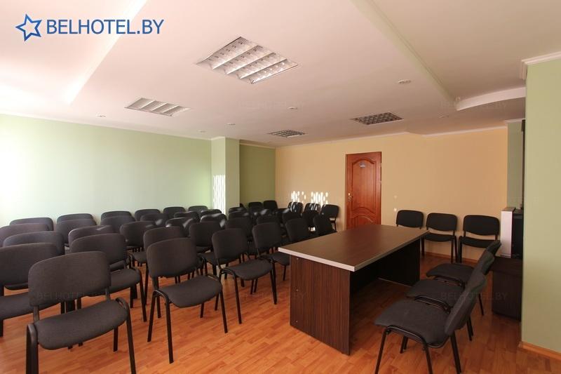 Hotels in Belarus - hotel Belarus Novopolotsk - Conference room