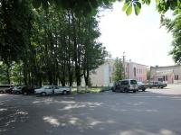 гостиница Толочин - Парковка