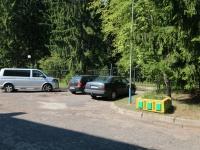гостиничный комплекс Родник - Парковка