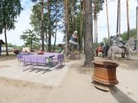гостиничный комплекс Гостиный двор - Площадка для шашлыков