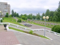 hotel complex Druzhba Novopolotsk - Parking