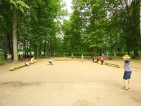 туристический комплекс Орша - Спортплощадка