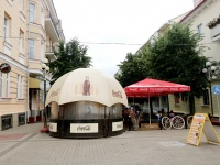 hotel Eridan - Summer cafe