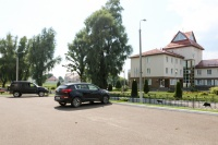 гостиничный комплекс Над Припятью - Автостоянка