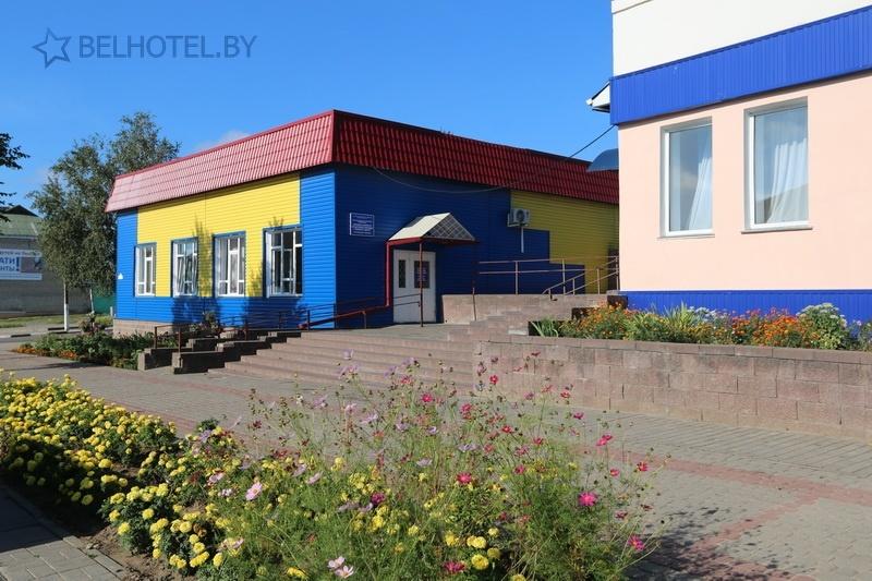 Гостиницы Белоруссии Беларуси - гостиница Сож - Окрестные пейзажи