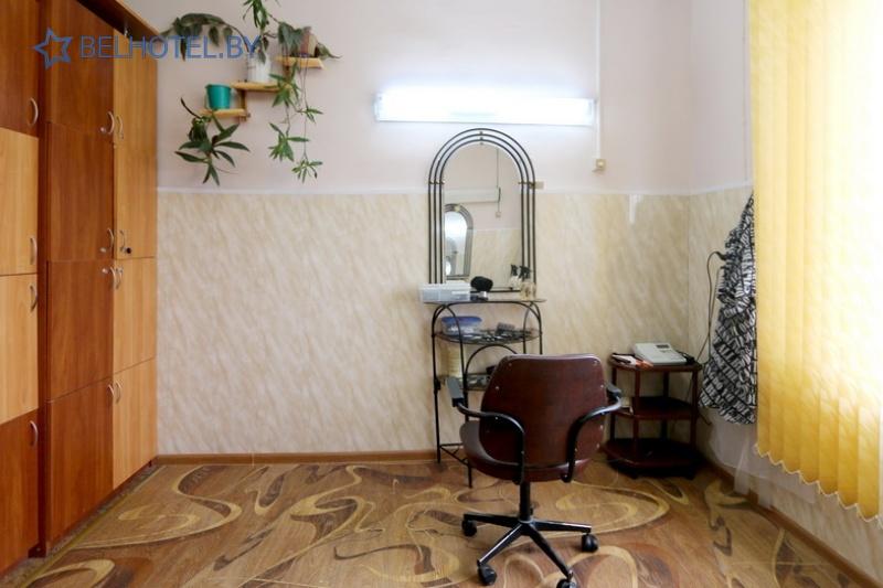 Гостиницы Белоруссии Беларуси - гостиница Сож - Парикмахерская