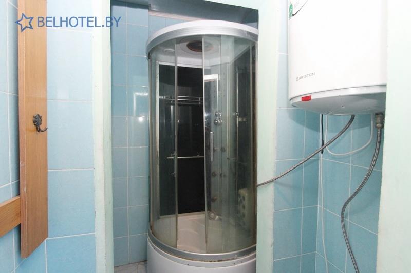 Гостиницы Белоруссии Беларуси - гостиница Сож - 1-местный 1-комнатный (4 разряд)