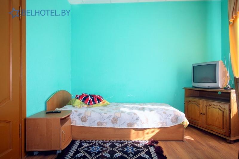 Гостиницы Белоруссии Беларуси - гостиница Сож - 1-местный 1-комнатный (1 разряд)