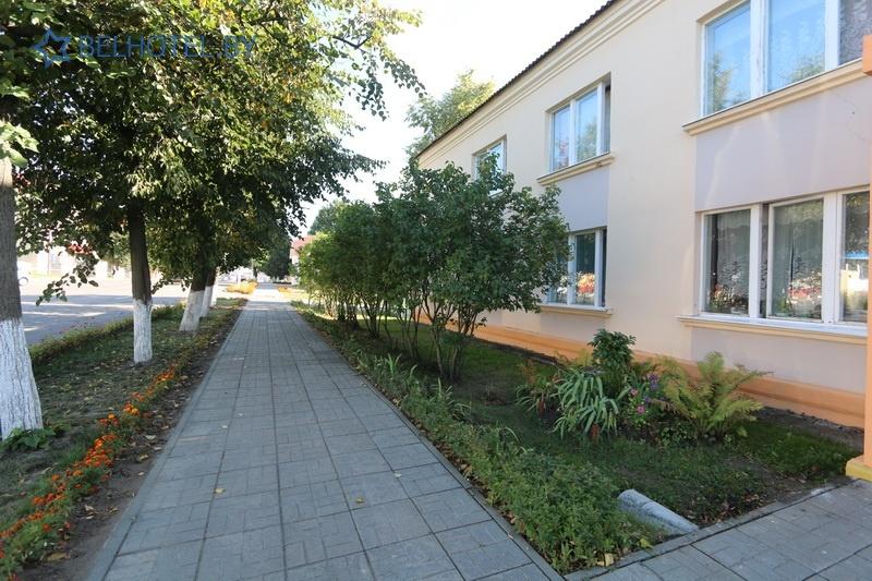 Гостиницы Белоруссии Беларуси - гостиница Сож - Внешний вид