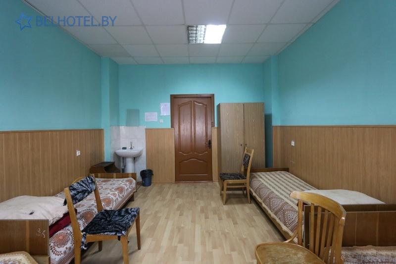 Гостиницы Белоруссии Беларуси - гостиница Сож - 4-местный 1-комнатный  (3 разряд)