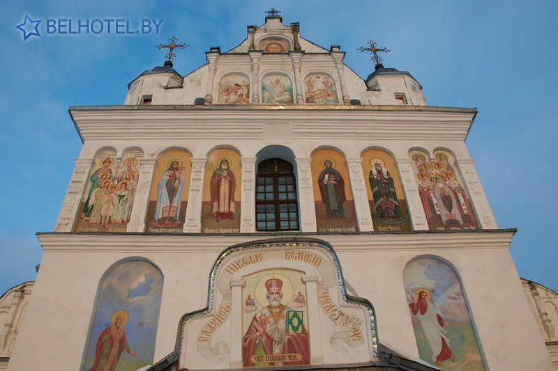 Hotels in Belarus - hotel Turist Mogilev - Scenery of the locality