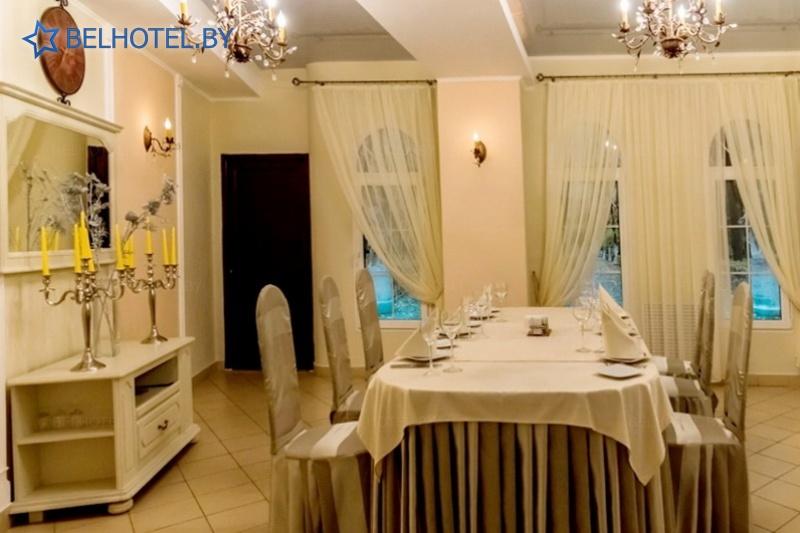 Hotels in Belarus - hotel Turist Mogilev - Banquet room