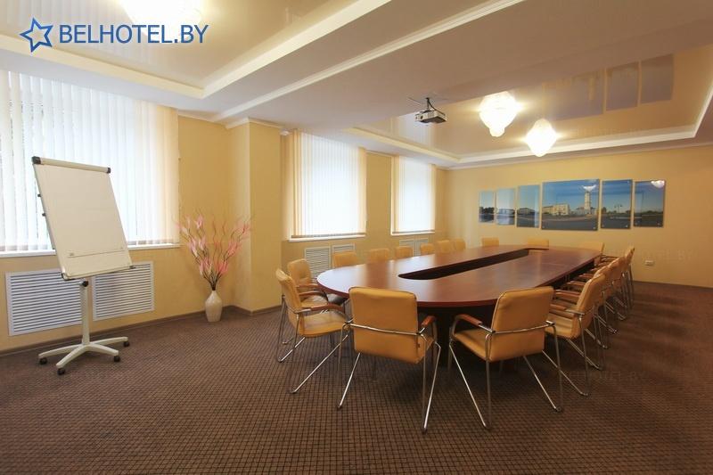 Hotels in Belarus - hotel Turist Mogilev - Conference room
