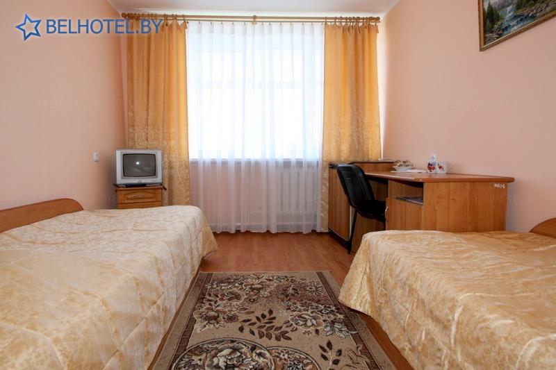 Гостиницы Белоруссии Беларуси - гостиница Радуга - 2-местный 1-комнатный (1 категория)