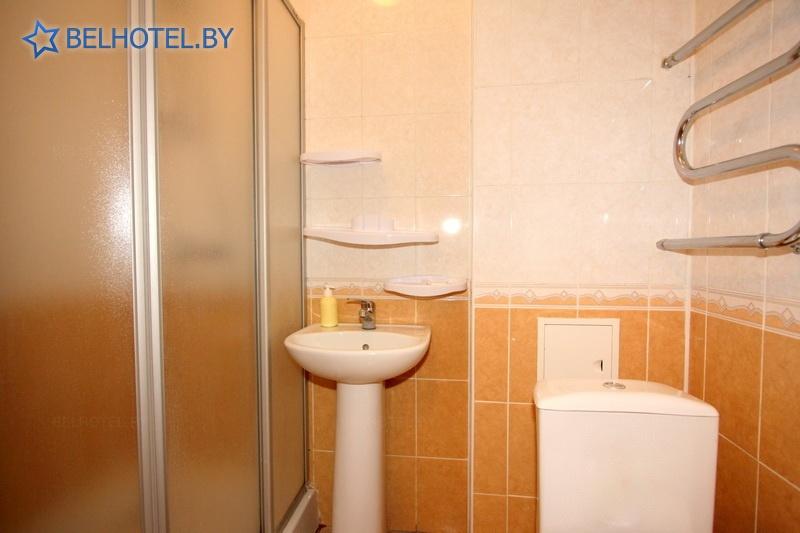 Гостиницы Белоруссии Беларуси - гостиница Радуга - 1-местный 1-комнатный (1 категория)