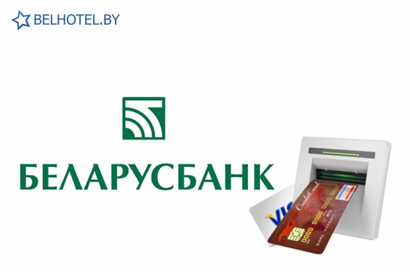 Гасцініцы Беларусі - гасцініца Воранава - Банкамат
