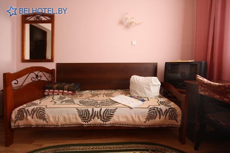 Hotels in Belarus - hotel Voronovo - single 1-room (1 category)