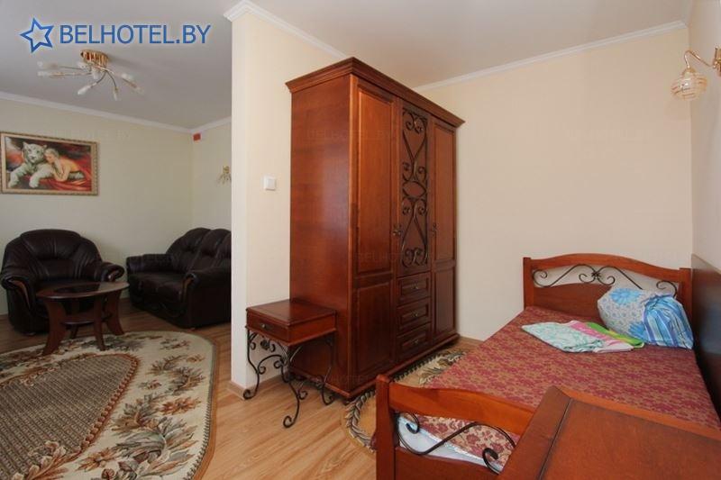 Hotels in Belarus - hotel Voronovo - single 2-room (high category)