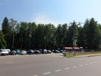 гостиничный комплекс Каменюки - Парковка