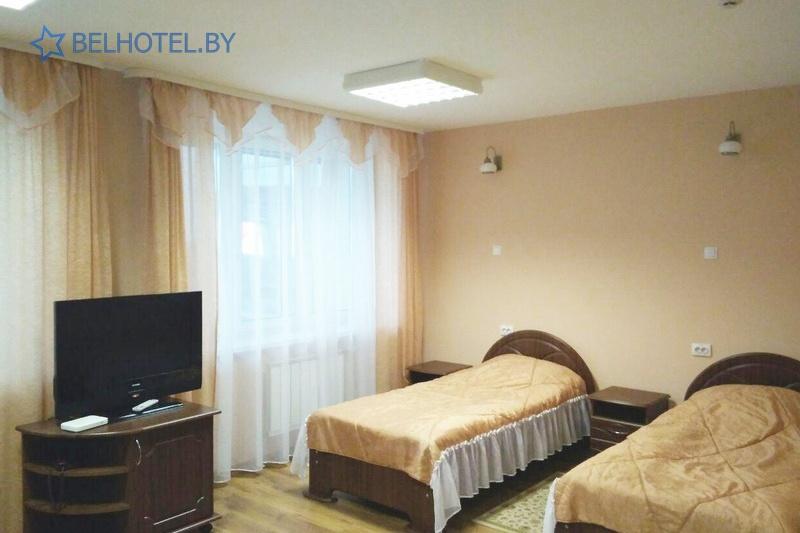 Hotels in Belarus - hotel Pronya - double 1-room / Junior suit (hotel)