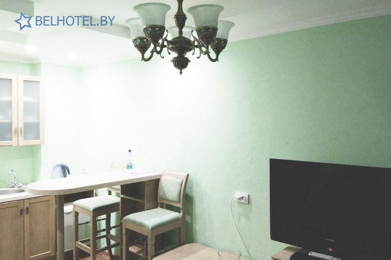 Hotels in Belarus - hotel Pronya - single 2-room/ King size (hotel)