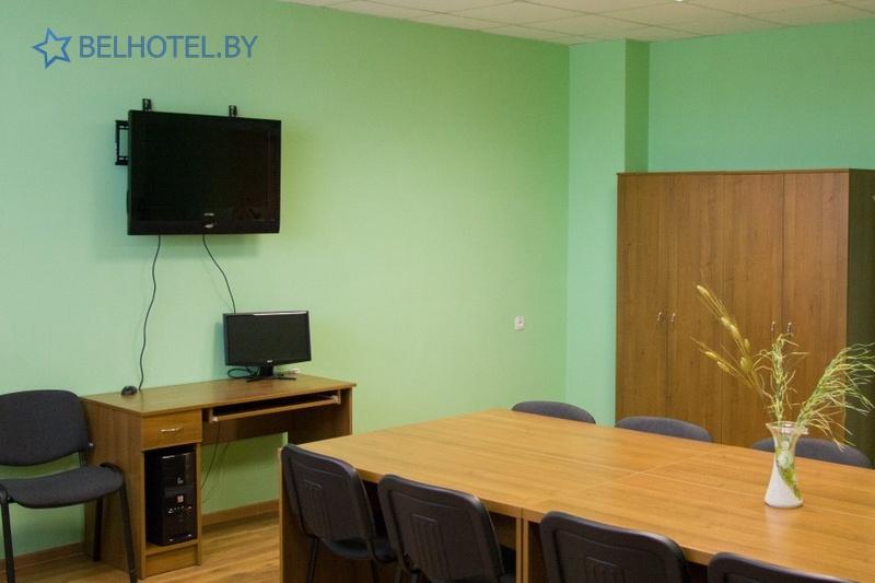 Hotels in Belarus - hotel Pronya - Assembly room