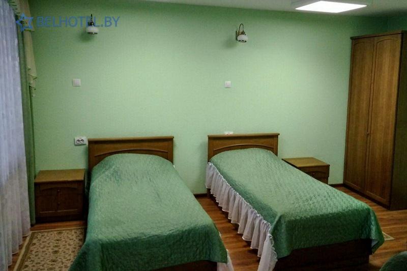 Hotels in Belarus - hotel Pronya - double 1-room / Twin (hotel)