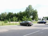 гостиница Сузорье - Парковка