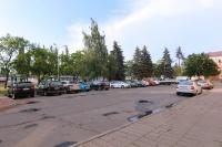 гостиница Буг - Парковка