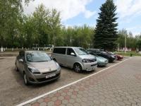 гостиница Лукомль - Парковка